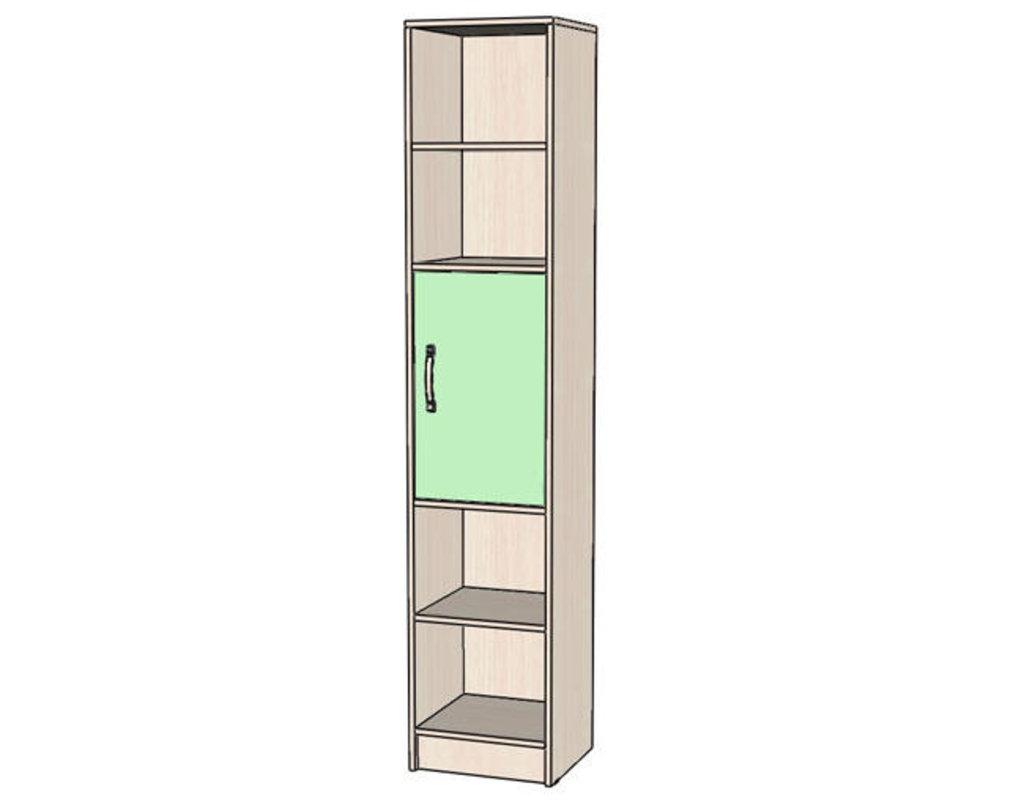 Детские шкафы и стеллажи: Стеллаж Буратино в Стильная мебель