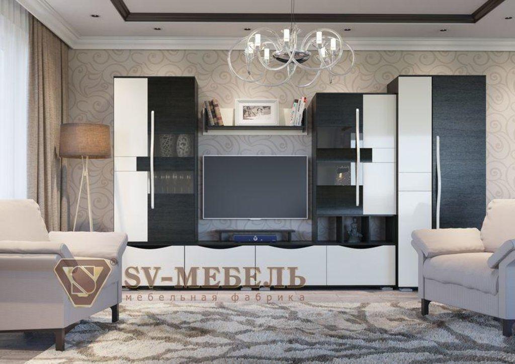 Мебель для гостиной Нота-26: Подставка для ТВ Нота-26 в Диван Плюс