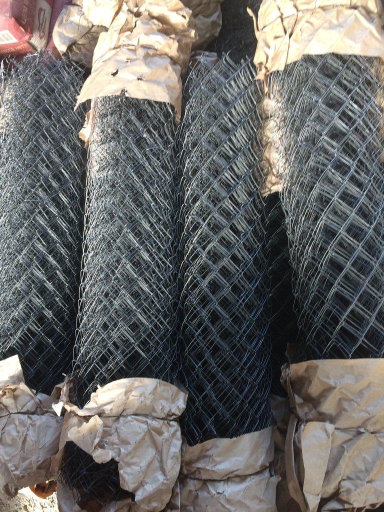 Металлоизделия строительного назначения, общее: Сетка рабица 50х50*1,6 (1,5х10м) в 100 пудов