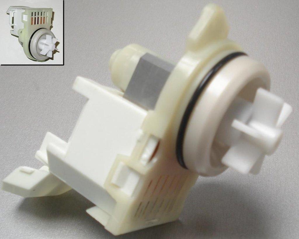 Насосы сливные для стиральных и посудомоечных машин: Сливной насос Copreci для посудомоечной машины (ПММ) Bosch (Бош), крепёж - два винта, 63BS185, 00152710 в АНС ПРОЕКТ, ООО, Сервисный центр