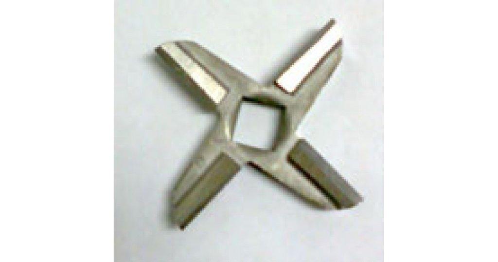 Запчасти для электромясорубок: Нож D=72, h=11.5, квадрат=13.2, для промышленной мясорубки, MRZ014 в АНС ПРОЕКТ, ООО, Сервисный центр