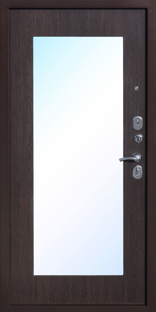 Входные двери (бюджет) от 70-80мм: Входная дверь Царское зеркало МАКСИ в Пластиковые окна в Сургуте STEKLOMASTER