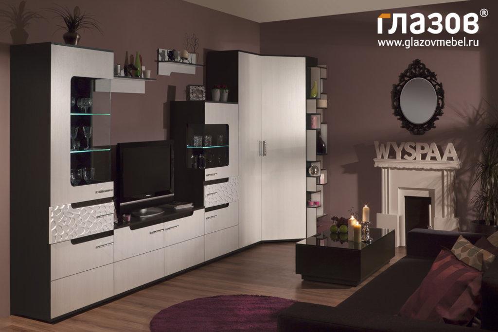 Мебельные светильники: Доп.модуль WYSPAA 8 для WYSPAA1,2 Витрина в Стильная мебель