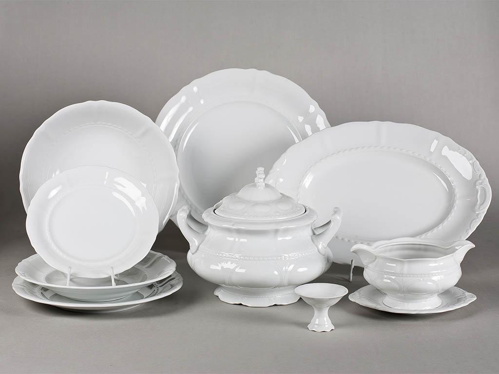 Посуда: Посуда фарфоровая в ОбщепитСнаб, ООО