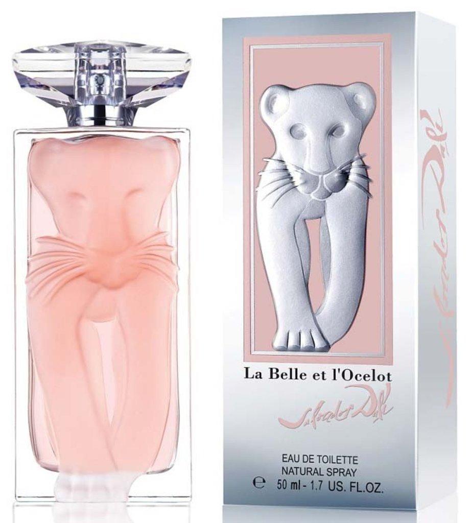 Для женщин: Salvador Dali La Belle Et l'Ocelot Туалетная вода edp ж 30   50   100ml в Элит-парфюм