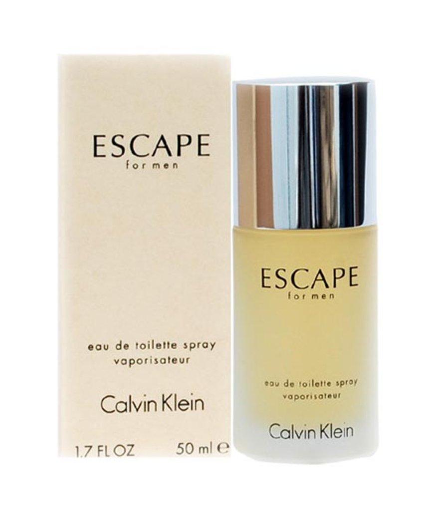 CalvinKlein: Calvin Klein Escape Туалетная вода edt м 50 | 100ml в Элит-парфюм