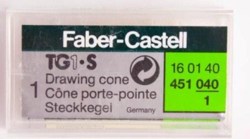 Изографы, рапидографы: Наконечник к рапидографу Faber-Castell TG-1 0,40 мм. в Шедевр, художественный салон