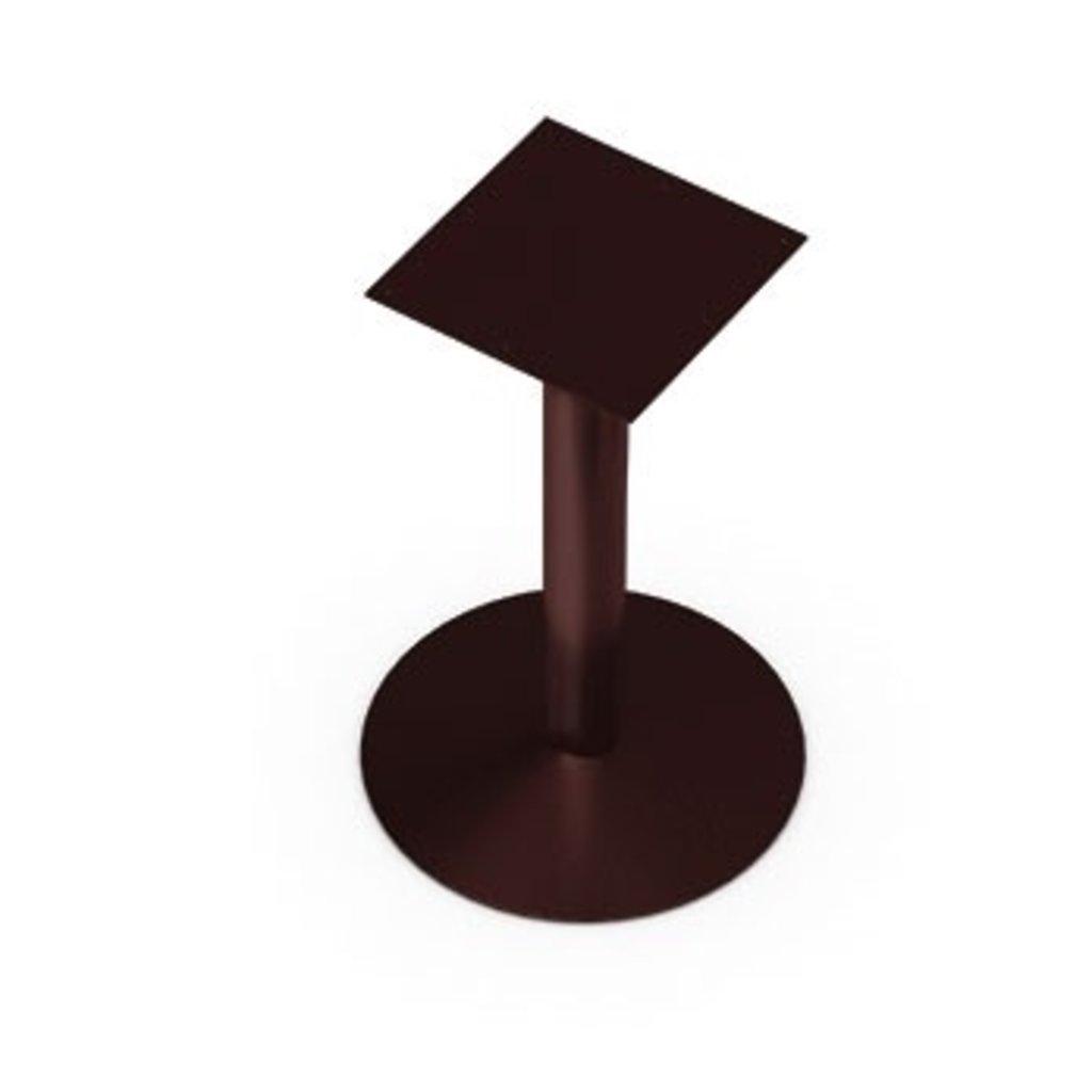 Подстолья для столов.: Подстолье 02 ST 63/715 (металлик, чёрный, коричневый, золото) в АРТ-МЕБЕЛЬ НН