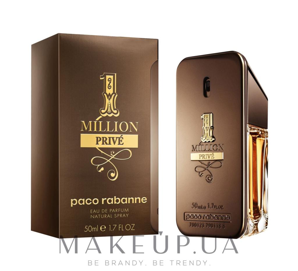 Для мужчин: Paco Rabanne 1 Million Prive edt муж 50 | 100 ml в Элит-парфюм