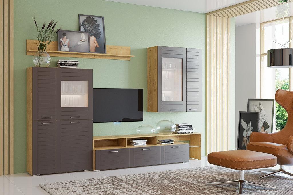 Мебель для гостиных, общее: Модульная мебель в гостиную LIVORNO в Стильная мебель