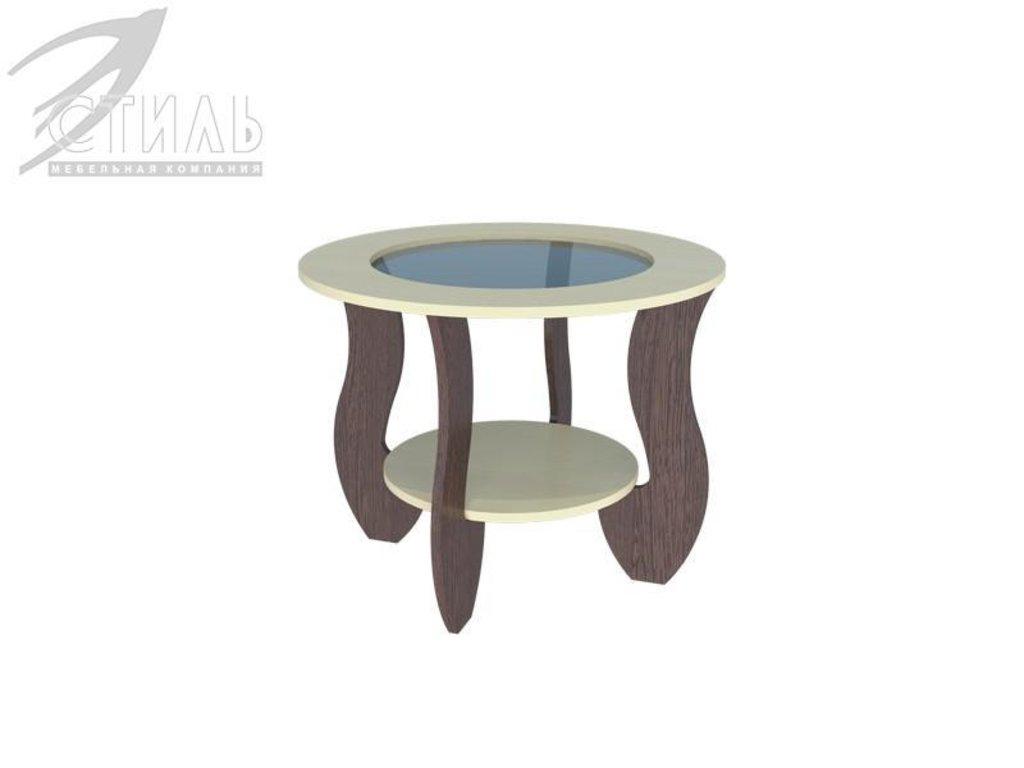 Столы журнальные: Журнальный стол №1 в Диван Плюс