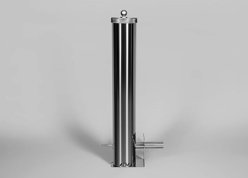 Копчение: Дымогенератор, h - 365 мм. в Сельский магазин