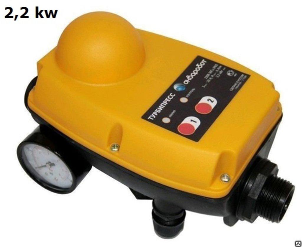 Вспомогательное оборудование: Акваробот Турбипресс 1,5 kw в Аквамарин, бурение скважин на воду в Вологде