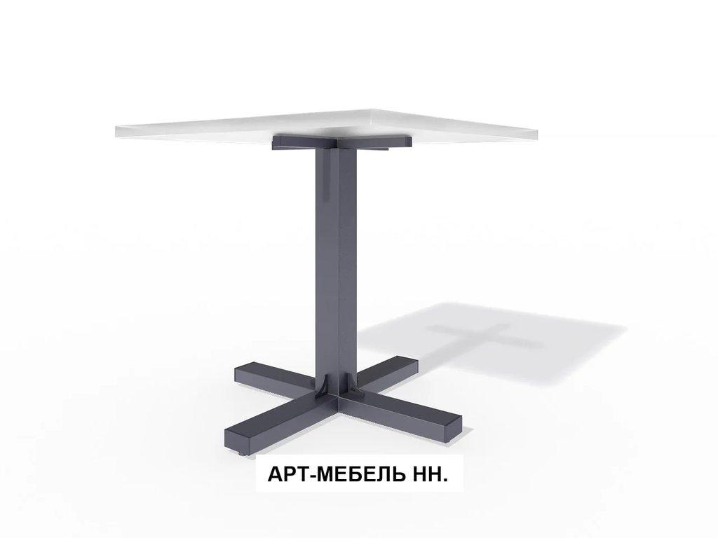 Подстолья для столов.: Подстолье 0.13 (чёрный) в АРТ-МЕБЕЛЬ НН