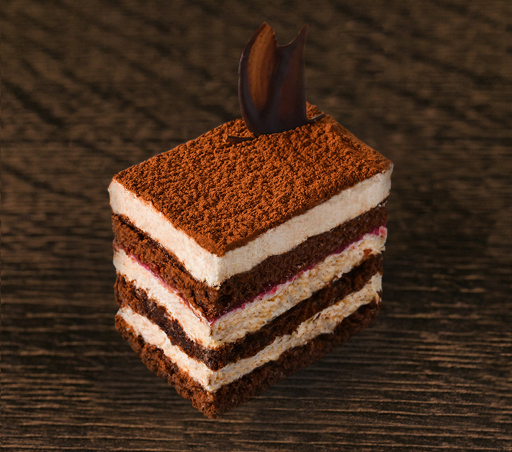 Пирожные: Малиновое тирамису в Провиант