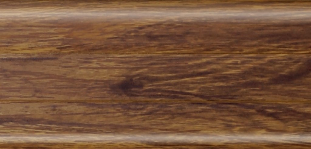 Плинтуса напольные: Плинтус Rico Leo № 160 каштан амурский /40 в Мир Потолков