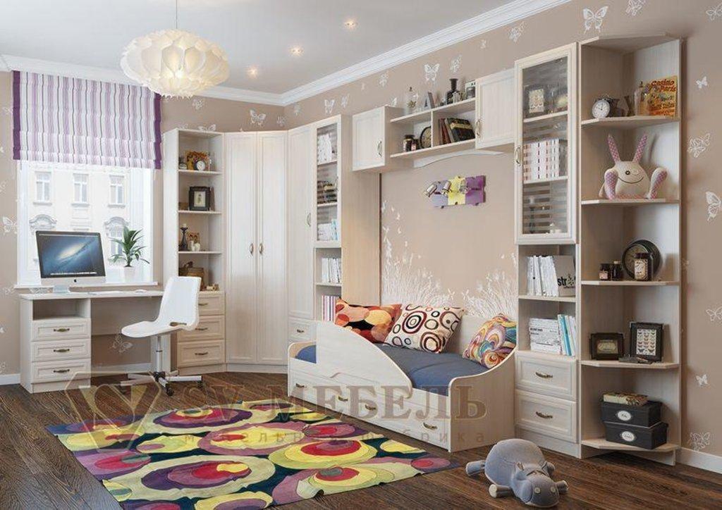 Мебель для детской Акварель 1: Бортик защитный для кровати в Диван Плюс