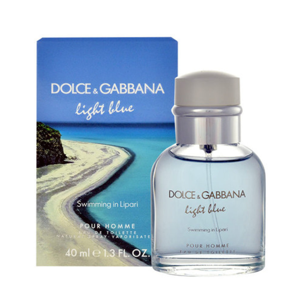 Dolce&Gabbana: D&G Light Blue Lipari 40 мл муж в Элит-парфюм