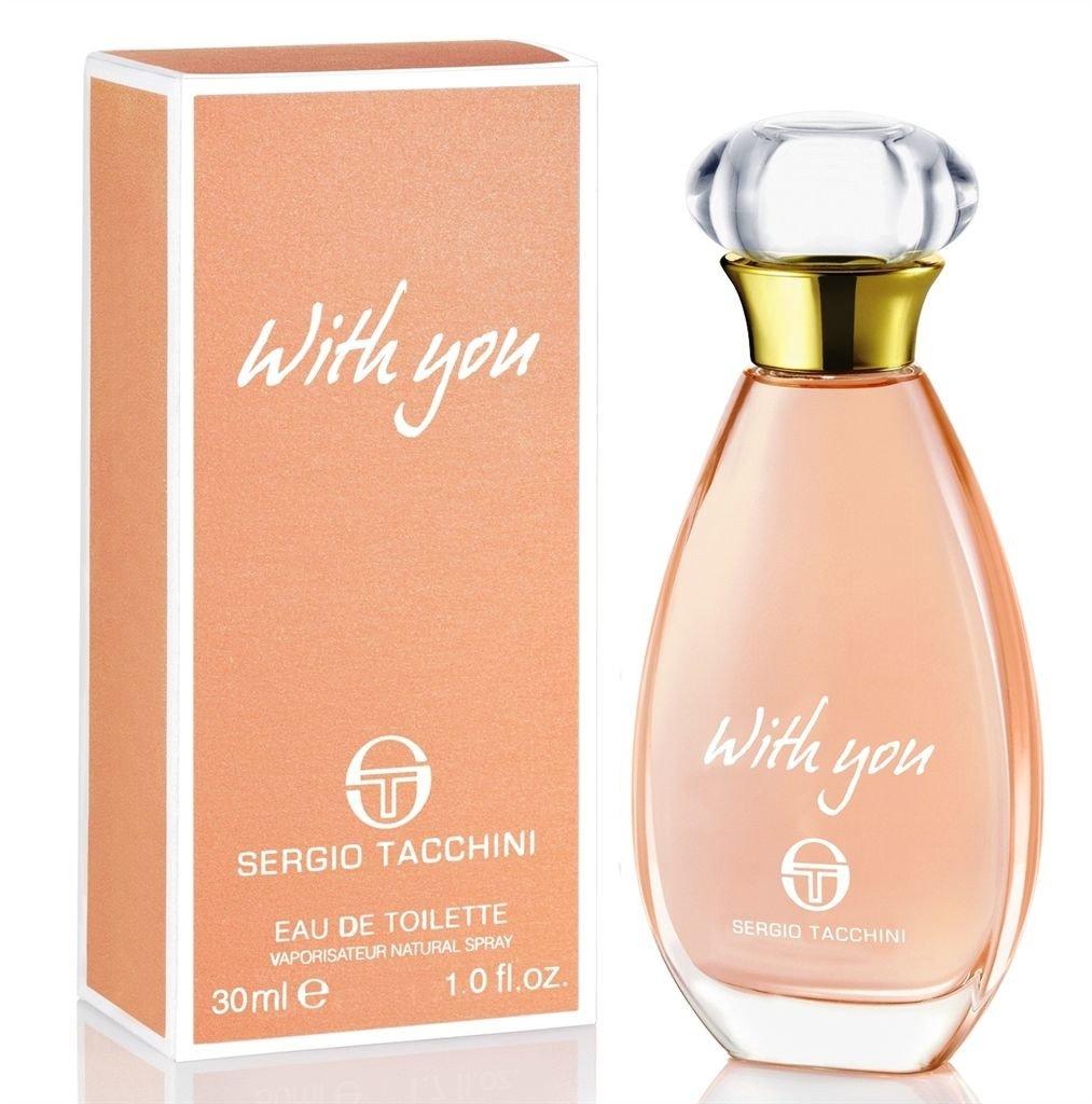 Женская туалетная вода Sergio Tacchini: Sergio Tacchini With You edt 30 | 50 | 100ml в Элит-парфюм