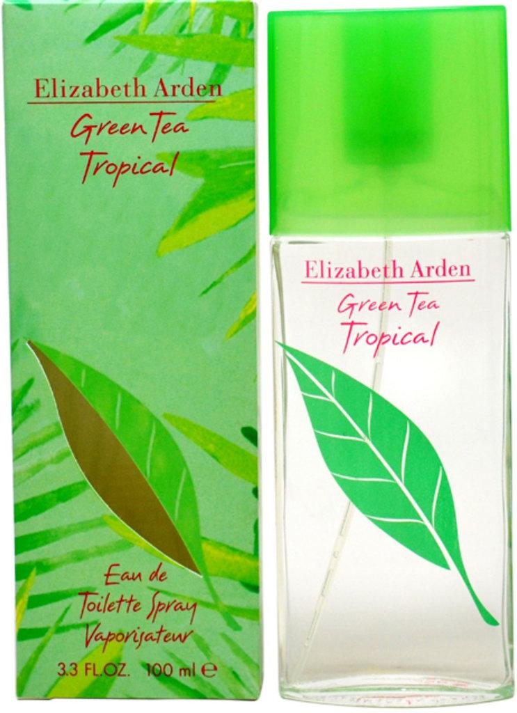 Для женщин: Elizabeth Arden Green Tea Tropical Туалетная вода 100ml в Элит-парфюм
