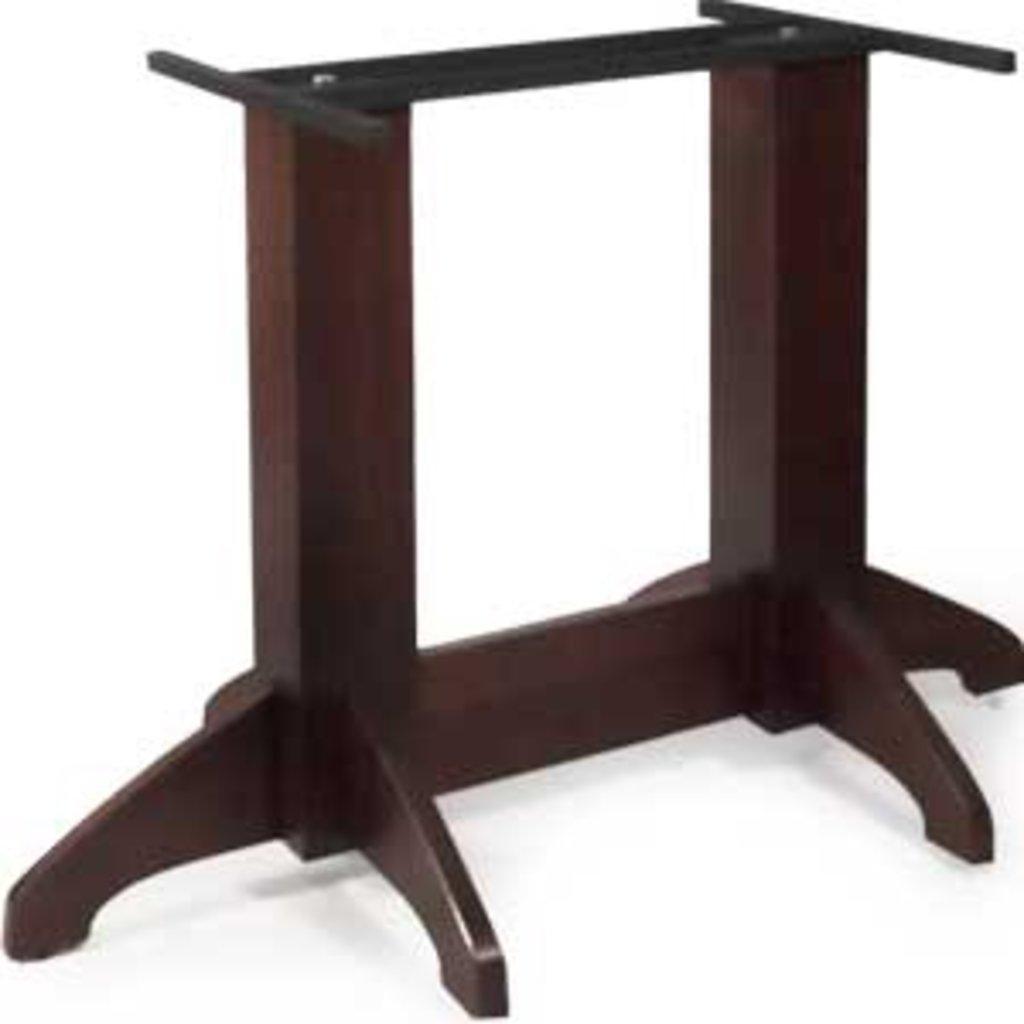 Подстолья для столов.: Подстолье 7909Е (дерево массив бука) в АРТ-МЕБЕЛЬ НН