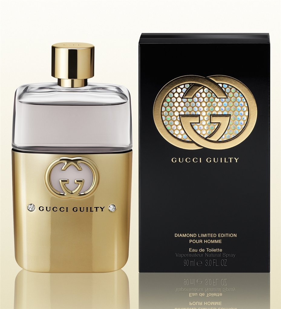Gucci: Gucci Guilty Diamond Limited Edition edt в Элит-парфюм