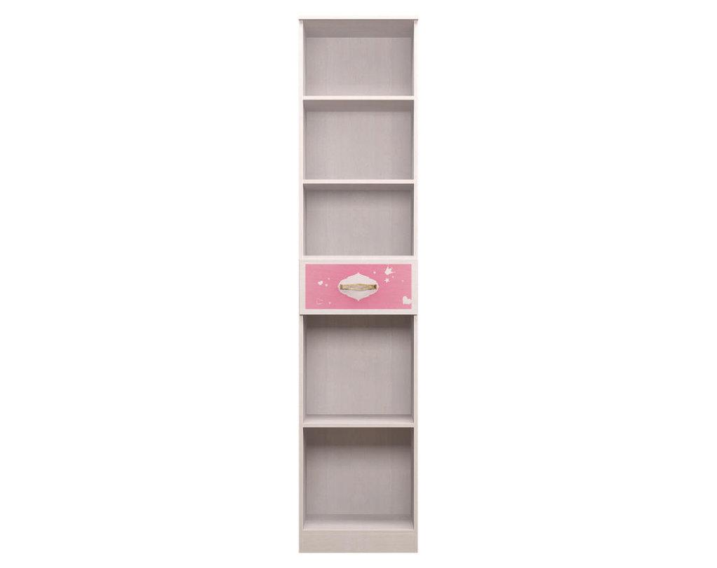Детские шкафы и стеллажи: Шкаф-пенал для белья 15 Принцесса в Стильная мебель
