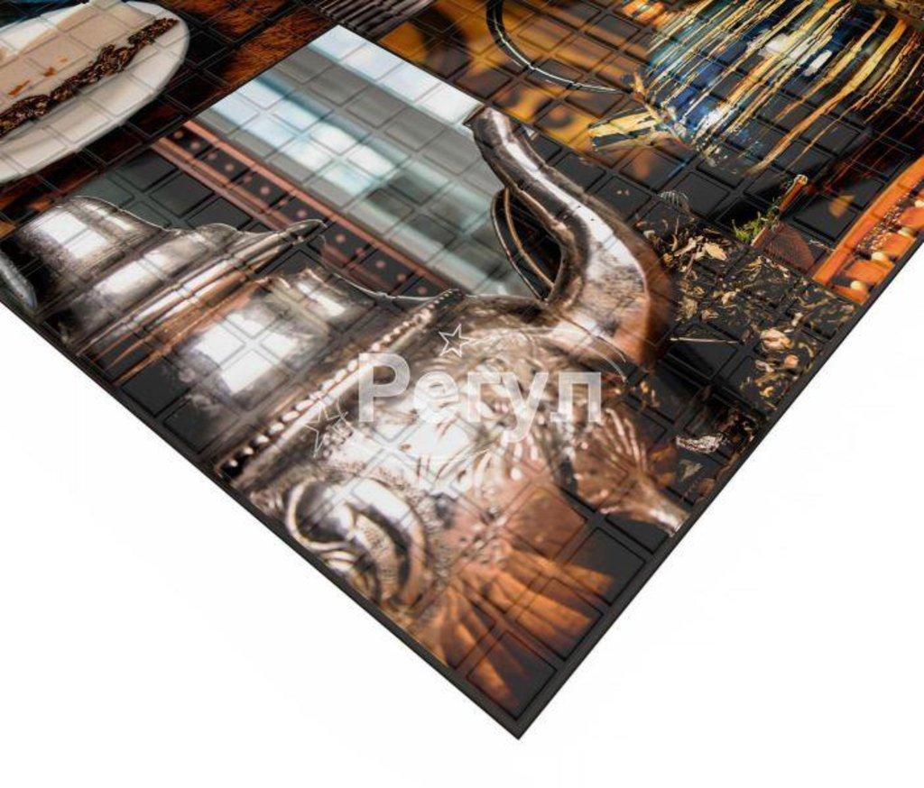 Панели ПВХ: Мозаика Эрл Грей в Мир Потолков