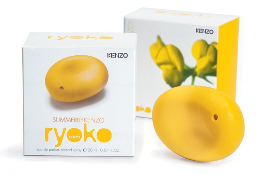 Kenzo: Kenzo Sammer Ryoko Парфюмерная вода edp ж 20 ml в Элит-парфюм