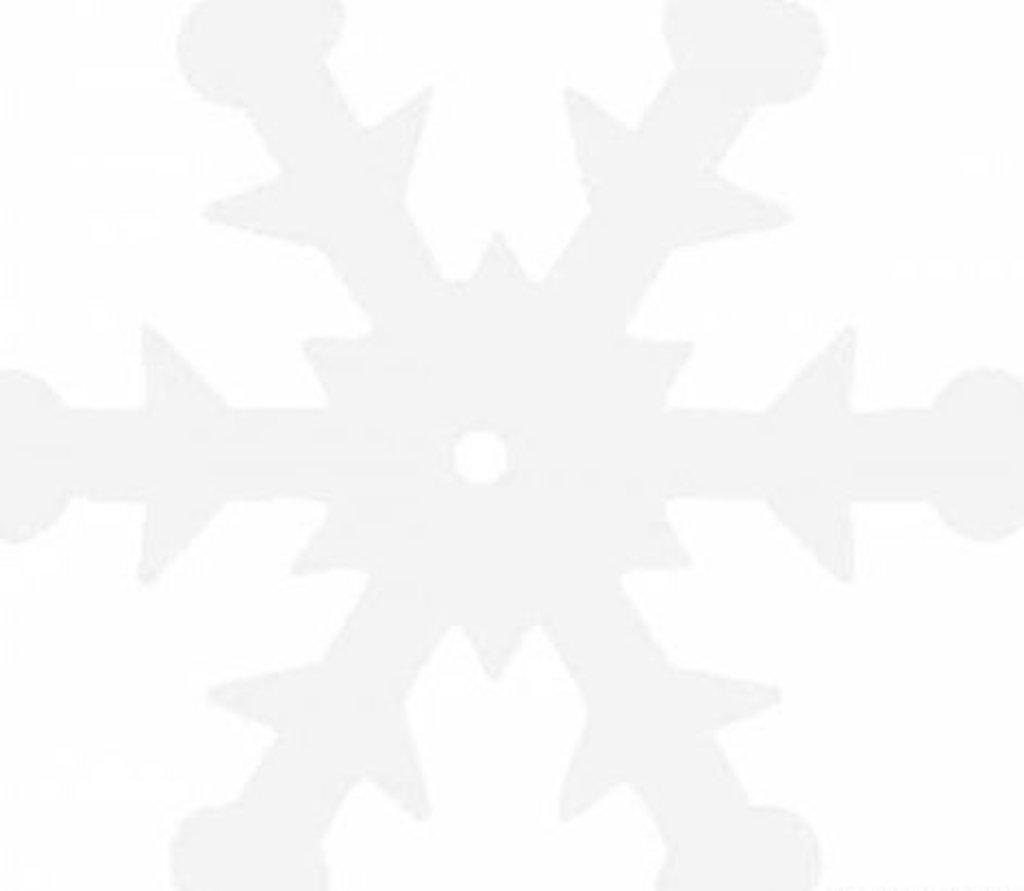 "Снежинки: Пайетки""снежинки""24мм.,упак/10гр.Астра(цвет:L10 белый матовый) в Редиант-НК"