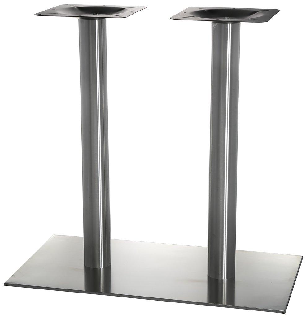 Подстолья для столов.: Подстолье 1075EM (нержавеющая сталь матовое) в АРТ-МЕБЕЛЬ НН