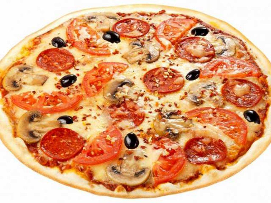 Пицца: Мясная в СУШИ БАНДА