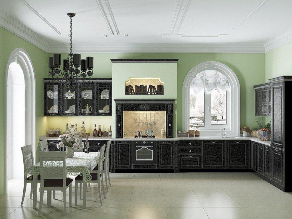 Кухни: Кухня Саманта в Модный интерьер