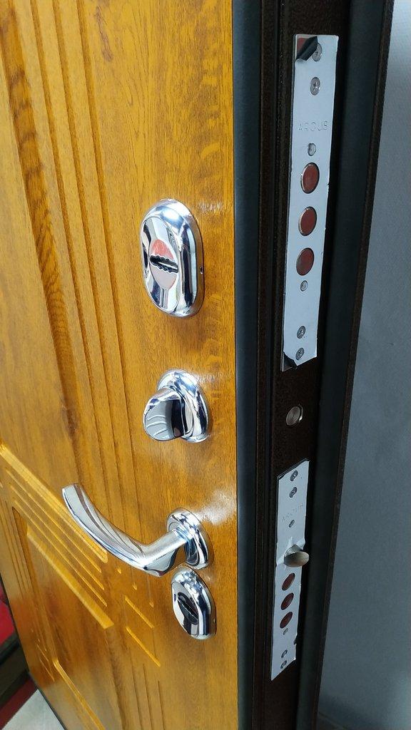 Двери Аргус: Распродажа! Дверь для коттеджа с терморазрывом ТЕПЛО-1 Аргус   в Двери в Тюмени, межкомнатные двери, входные двери