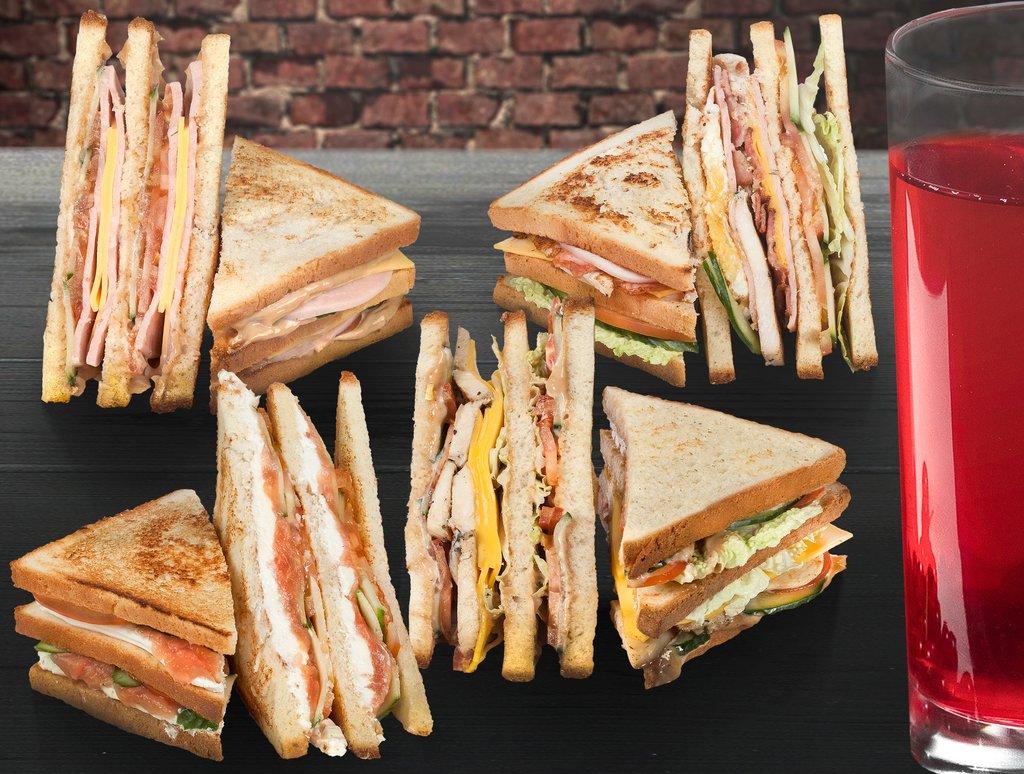 Комбо-Сэндвич в The Угли