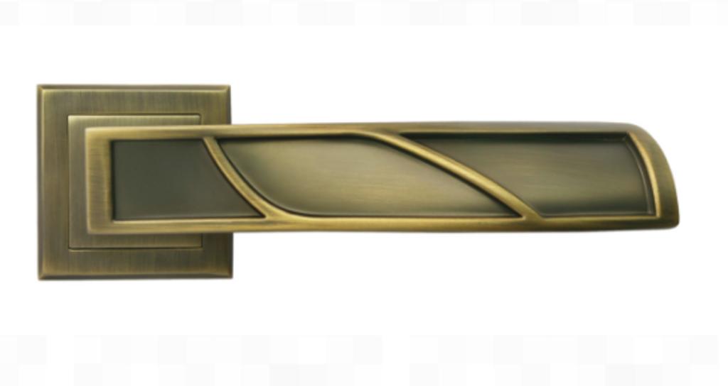 Ручки: Ручка Морелли MH-33 coff в Двери в Тюмени, межкомнатные двери, входные двери