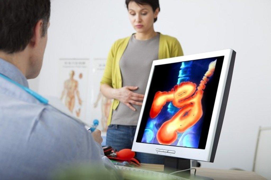 Медицинские услуги: Консультация врача гастроэнтеролога в Витамин