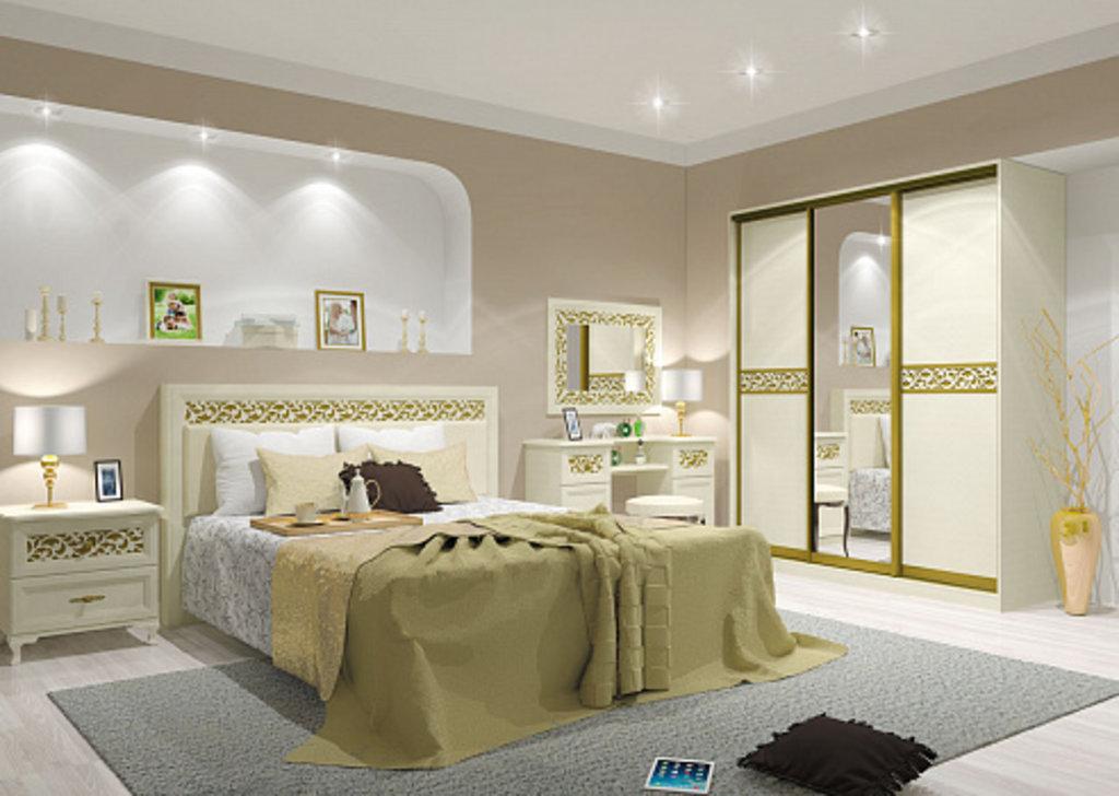 Спальни: Ливадия Л16 Стол туалетный в Диван Плюс
