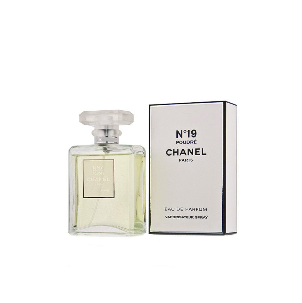 Парфюмерная вода: Chanel № 19 Парфюмерная вода ж 35   50 ml в Элит-парфюм