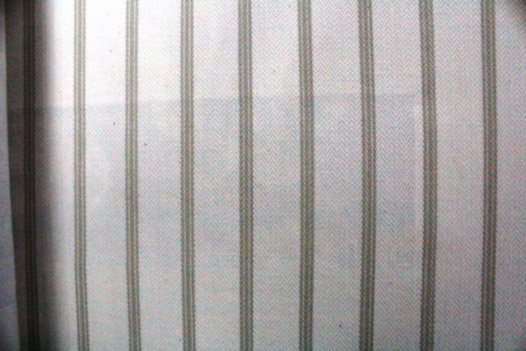 Портьерные ткани: Ticking stripe в Салон штор, Виссон