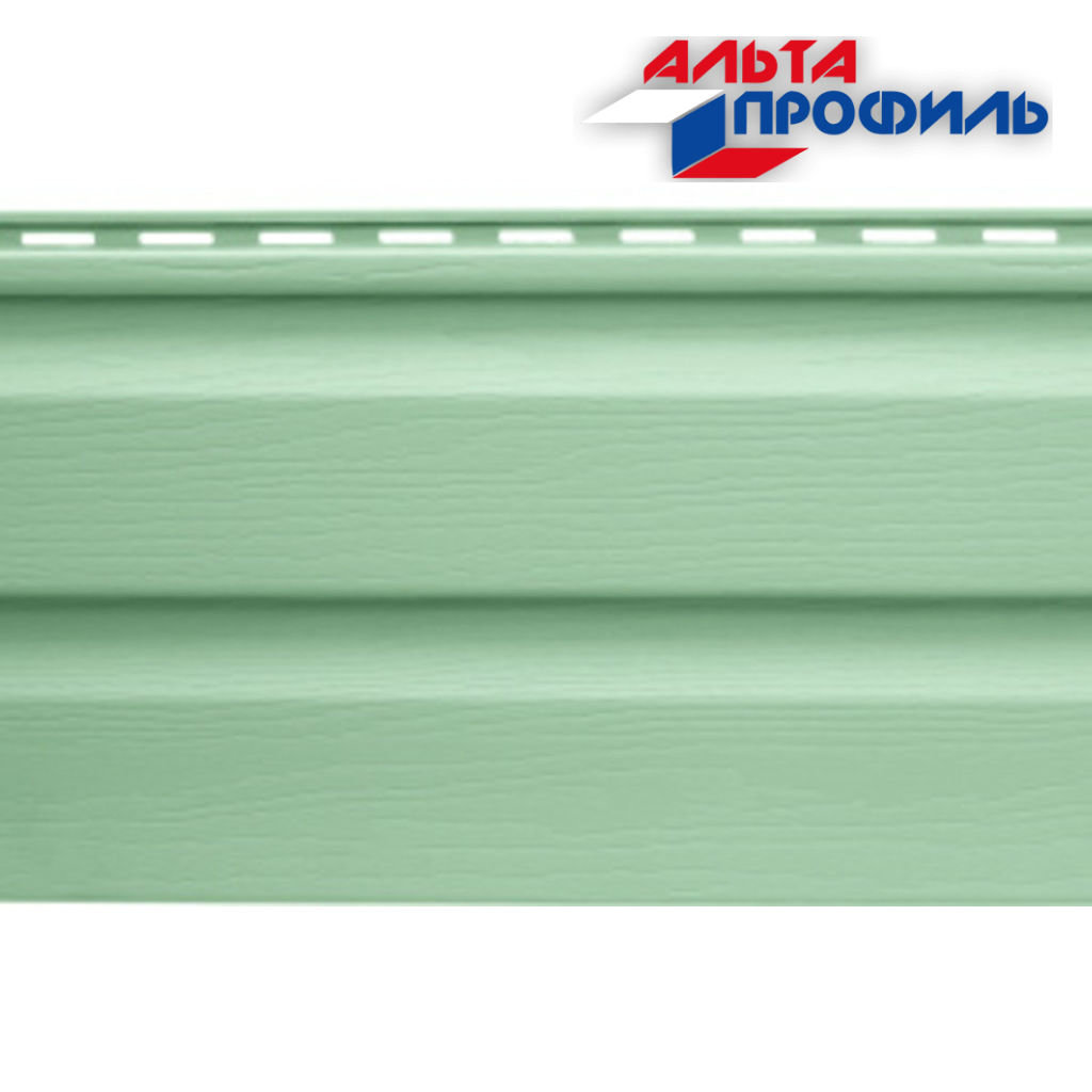 Виниловый Сайдинг: Панель виниловая фисташковая Т-01 - 3,66м в АНЧАР,  строительные материалы
