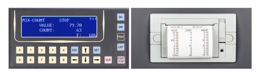 Сортировщики и счетчики монет: Magner 910 Высокопроизводительный сортировщик монет в Рост-Касс