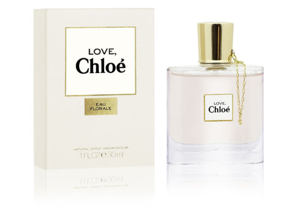Chloe: Chloe Love Eau Florale edt 30   50   75ml в Элит-парфюм
