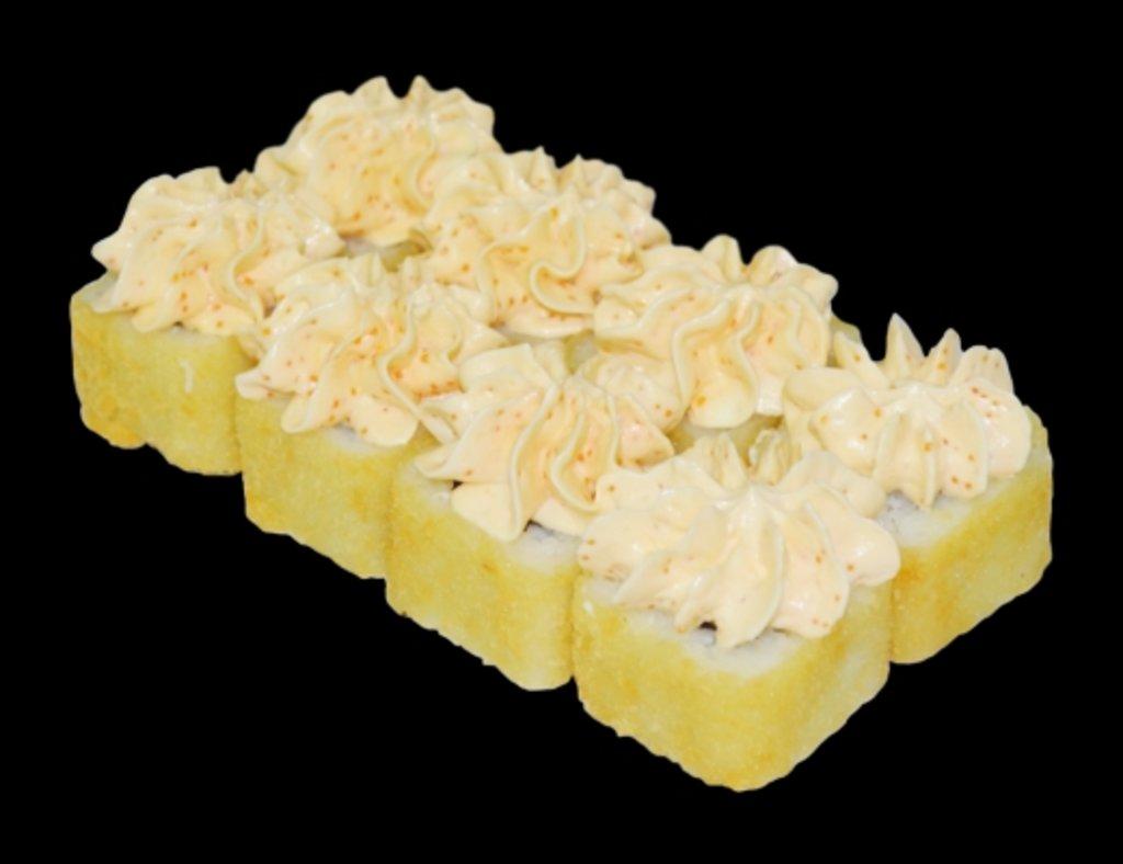 Темпура роллы: Лава темпура с креветкой в ХИТО СУШИ
