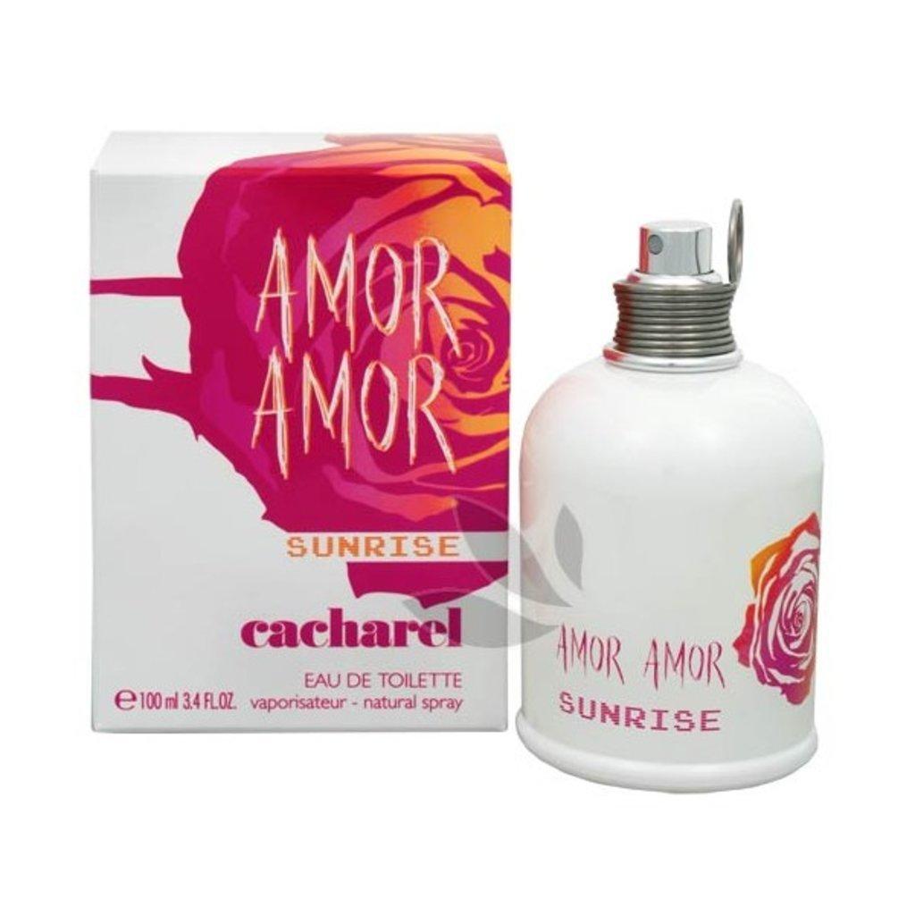 Cacharel: Cacharel Amor Sunrise Туалетная вода edt ж 30   50   100ml   тестер 100ml в Элит-парфюм