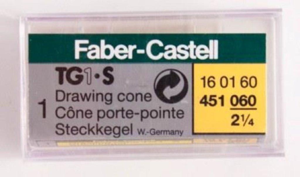 Изографы, рапидографы: Наконечник к рапидографу Faber-Castell TG-1 0,60 мм. в Шедевр, художественный салон