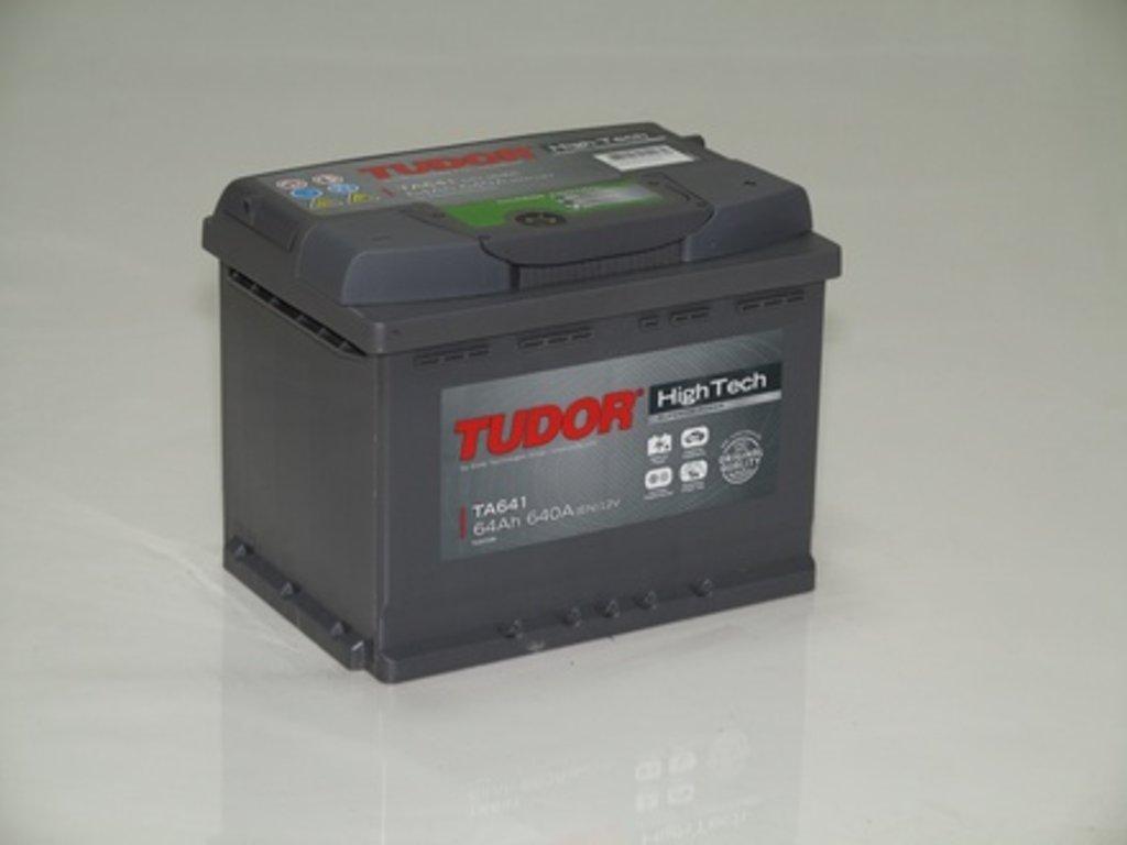 Аккумуляторы автомобильные: TUDOR HIGH - TECH 64 А/Ч L в Мир аккумуляторов