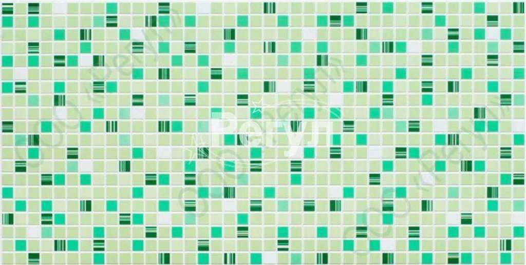 Панели ПВХ: Мозаика Кофе зеленый в Мир Потолков
