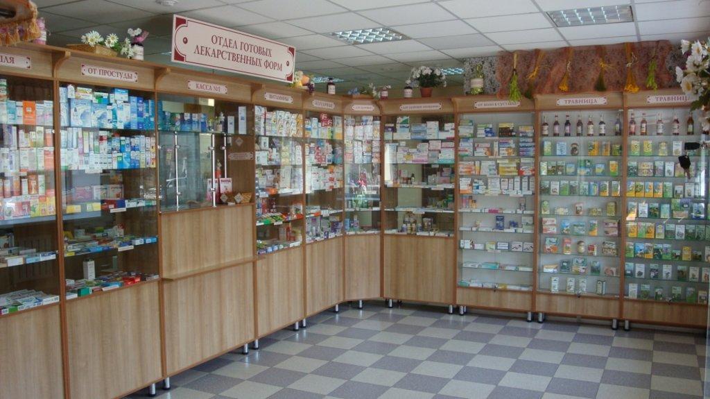 Мебель для аптеки: Мебель для аптек 2w5654 в Студия Мебели