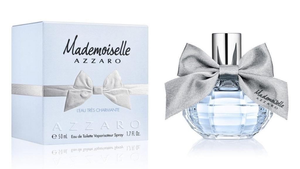 Для женщин: Azzaro Mademoiselle L'eau Tres Charmante Туалетная вода 50ml в Элит-парфюм